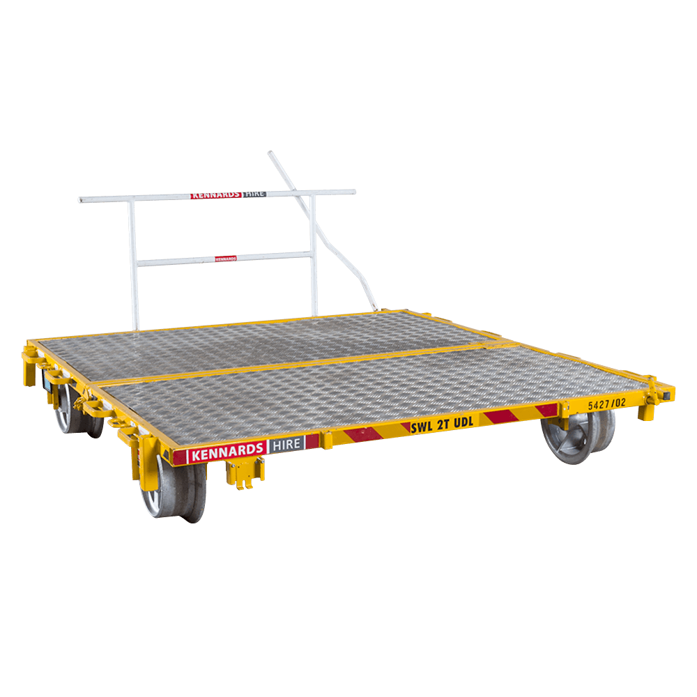 trolley rail type b 2t 1067mm for rent kennards hire