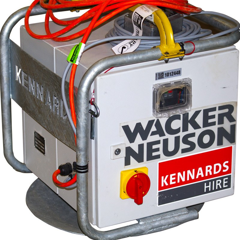 CONCRETE VIBRATOR - HI FREQUENCY CONVERTER for Rent - Kennards Hire