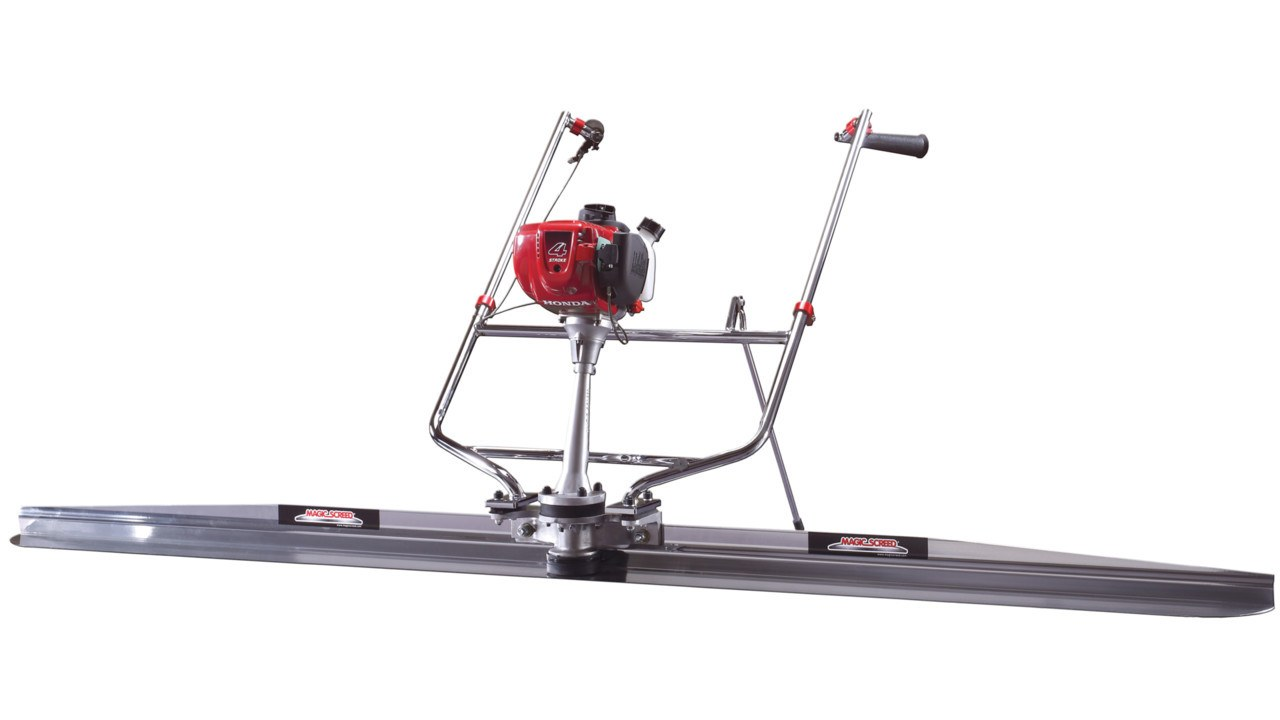 concrete screed - vibrating for rent