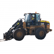 LOADER - FRONT END ARTICULATED