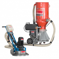 CONCRETE GRINDER -  SINGLE HEAD HEAVY DUTY 415V