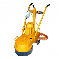 CONCRETE GRINDER -  SINGLE HEAD