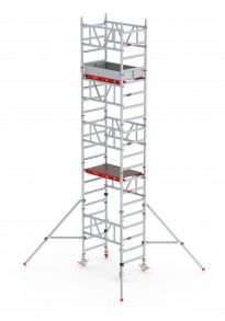 SCAFFOLD - ALUM 3.9M NARROW