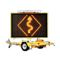 MESSAGE BOARD - LED (AMBER)