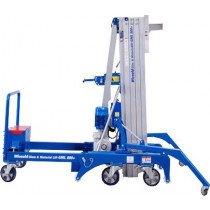 MATERIAL HOIST - 7.5M 800KG COUNTER WEIGHTED
