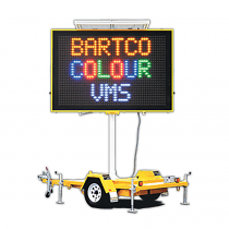 MESSAGE BOARD - LED (COLOUR)