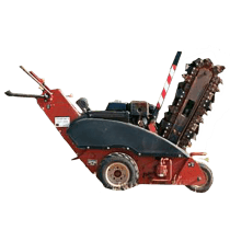 TRENCHER - 100MM X 600MM SELF PROPELLED