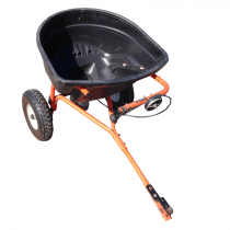 FERTILIZER - SPREADER TOWABLE
