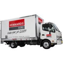 VAN - REMOVAL MANUAL WITH TAIL LIFT