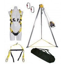 TRIPOD & RECOVERY SYSTEM