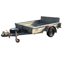 TRAILER - TILT TRAY  2.4M X 1.5M (8FT X 5FT)