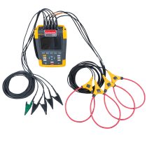 POWER QUALITY ANALYSER - 3 PHASE