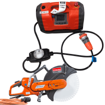 DEMOLITION SAW - 400MM (16IN) HIGH FREQUENCY ELECTRIC