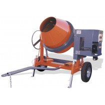 CONCRETE MIXER - 0.3 CU.MTR (10CU.FT) PETROL TOWABLE