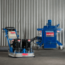 CONCRETE GRINDER - FOUR HEAD HEAVY DUTY 415V