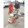 CONCRETE PLANER - 200MM (8IN) PETROL