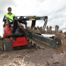 MINI LOADER - TRENCH ATTACHMENT 100MM (4IN)