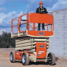 SCISSORLIFT 12.2M (40FT) DIESEL/ELECTRIC