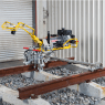 RAIL - E CLIP INSERTING & EXTRACTING DIESEL 1600MM