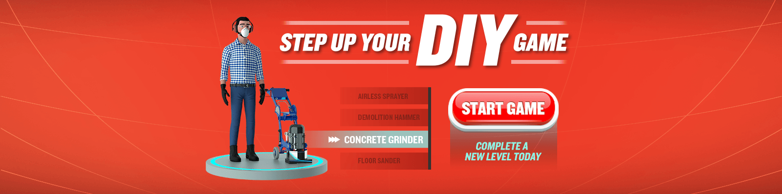 Get your DIY game on