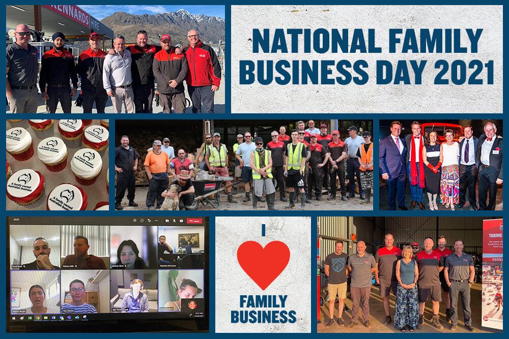 National Family Business Day 2021