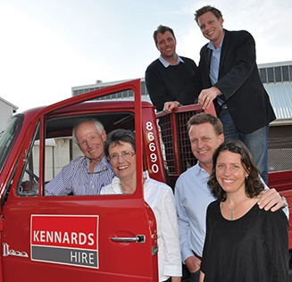 Kennards Hire - family-owned hire business