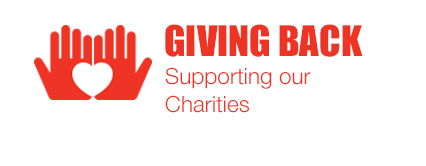 Giving Back - Supporting Our Charities - Kennards Hire