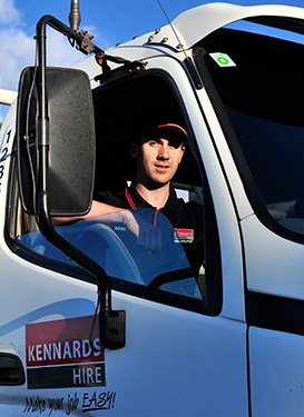 Kennards Hire - A Day in the Life