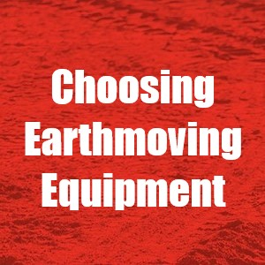 Hire Earthmoving Equipment
